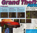 Grand Theft Auto (Sega Saturn)
