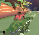 Tankylosaurus