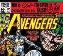 Avengers Vol 1 215