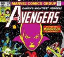 Avengers Vol 1 219