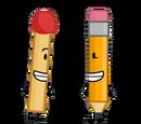 Pencil & Match