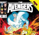 Avengers Vol 1 261
