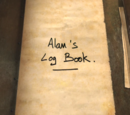 Alan's Log Book