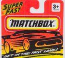 Matchbox Viper SuperFast 1995