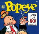 Popeye Classics (comic book)-IDW-No 11-Jun 2013