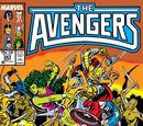 Avengers Vol 1 283
