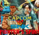 Capcom vs SNK 3: Fighters' Spirit