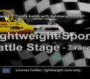 Lightweight Sports Battle Stage