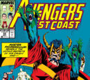 Avengers West Coast Vol 2 52