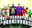 DC Super Friends (Web Series) Episode: League VS Legion