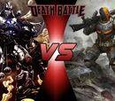 Durge vs Deathstroke