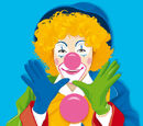 Bobble the Clown
