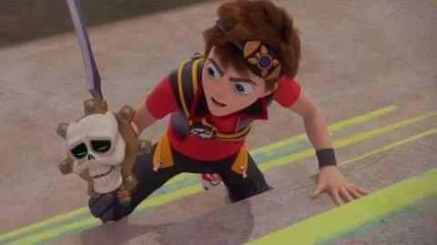 Zak Storm: Super Pirate/Gallery