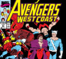 Avengers West Coast Vol 2 57