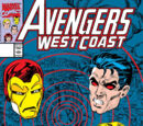Avengers West Coast Vol 2 58