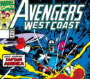 Avengers West Coast Vol 2 64