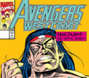 Avengers West Coast Vol 2 72
