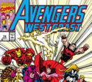 Avengers West Coast Vol 2 74