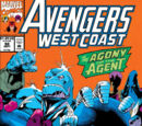 Avengers West Coast Vol 2 98