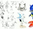 Metal Sonic/Gallery