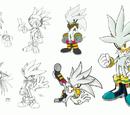 Silver the Hedgehog/Gallery