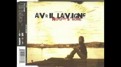 Avril Lavigne- Nobody's Home-Nobosy´s Home