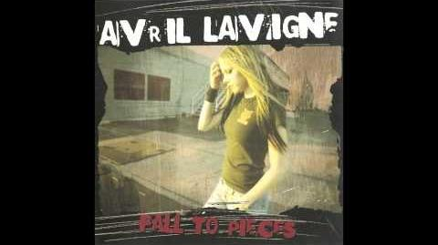 Avril Lavigne- Fall To Pieces-Fall To Pieces