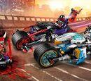 70639 La Course de rues en motos