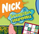 SpongeBob SquarePants Sudoku Puzzles 1