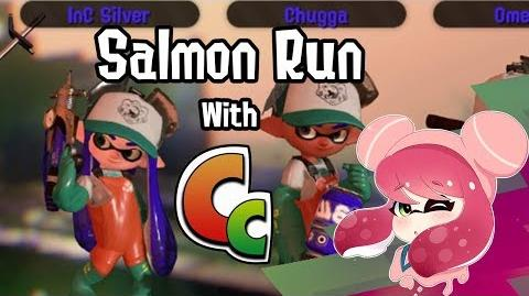 Splatoon 2 - Salmon Run with Chuggaaconroy