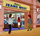 Arlen's Jeans West