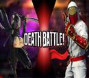 Ryu Hayabusa VS Joe Musashi