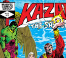 Ka-Zar the Savage Vol 1 12