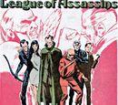 Membros da Liga dos Assassinos