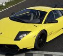 Lamborghini Murciélago LP 670-4 SV