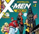 X-Men: Gold Annual Vol 1 1