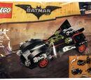 30526 The Mini Ultimate Batmobile