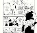 Adam of darkness/Naruto: Post Chunin Exams