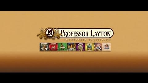 Professor Layton Soundtrack Collection Remastered 1080HD