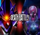 Turbo Mecha Sonic vs. Ultron Sigma