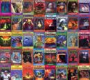 List of R.L. Stine Books
