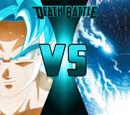 Goku vs Godzilla