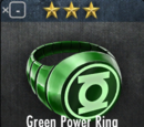 Supercharged Green Power Ring