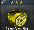 Supercharged Yellow Power Ring