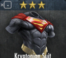Kryptonian Battle Suit