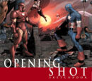 Civil War Opening Shot Sketchbook Vol 1 1