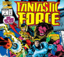 Fantastic Force Vol 1 1