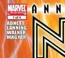 Annihilation: Nova Vol 1 1