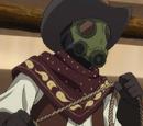 Gasmask Cowboy