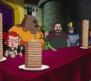 Assault on Pancake Palace